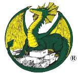 Dragon's Lair Comics & Fantasy(R) Logo